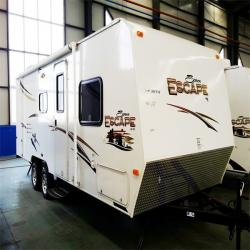 China China made caravan camping trailer with best price, 4x4 caravan trailer, car trailer on sale