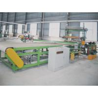 Horizontal Rubber cutting machine , Manual Or Automatic Fixed Length Way