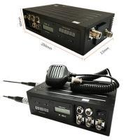 AV link microwave long range NLOS radio COFDM video transmitter