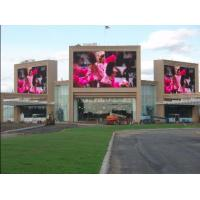 High Brightness P16 Full Color Outdoor Advertising Led Display 8000 Nits