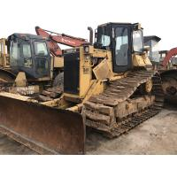CAT 3204 Engine Used Caterpillar D4H LGP Bulldozer Excellent Undercarriage