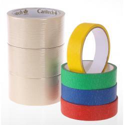 China Hot Melt self Adhesive masking tape on sale