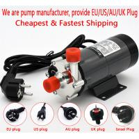 HomeBrew Pump MP-15R Food Grade 304 Stainless Steel Brewing 220V Magnetic Water Pump Temperature 140C 1/2 BSP/NPT
