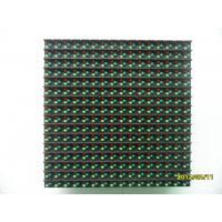 Outdoor 1R1G1B Led Display Modules PAL / NTSC VGA P10