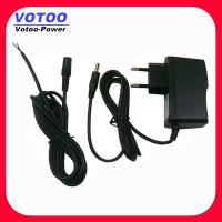 Male / Female Dc Cable Ac Dc Power Adapter 12volt 500ma
