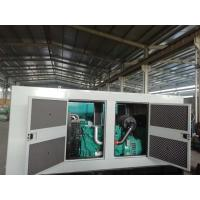 Silent Type Portable 380V 5 KW Generator Diesel, AC Three Phase Heavy Duty Diesel Generator 380V