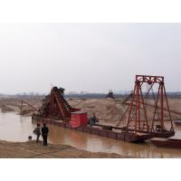 chinese sand dredger vessel