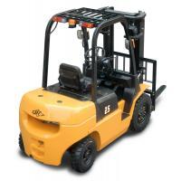 Hangcha Brand Diesel Forklift Truck , 2 Ton Diesel Forklift With ISUZU Engine