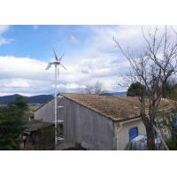 Green Energy Magnetic Wind Generator , 1500W Electric Generating Windmills Home Use