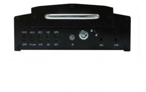 Recoda M705 1T HDD Mobile Vehicle DVR With UPS Tracking 3G Vehicle CCTV 4 Channel Alarm System