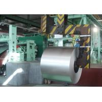 Chromated 610mm SGCC Galvalume Steel Coils and Sheet with Regular Spangle