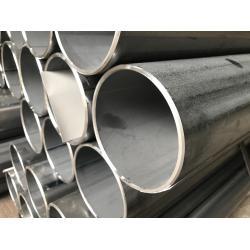 China EN 10208 Standard Welded Steel Tube / Welded Steel Pipe For Pipelines ISO on sale