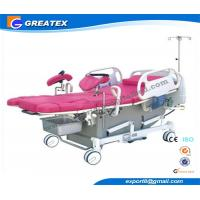 Multi - Functional Abortion / Obstetric Table Equipment Stainless Steel