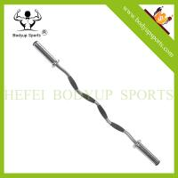 asian Market Hot Sale! Barbell With Rubber Handle