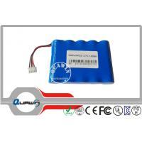 14500 Mah 18650 LED Lamp Lithium Battery Packs , Lithium Ion Batteries