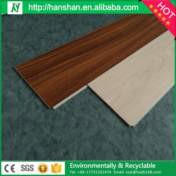 China Commercial Non-Slip LVT PVC Vinyl Flooring supplier