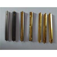 Four Cavities Progressive Die ComponentsStainless Steel / Brass Assembling Clamp