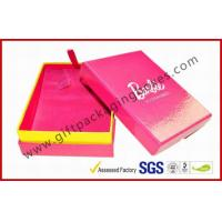Spot Uv / Hot-Stamping Gift Packaging Boxes, Elegant Rigid Board Luxury Jewellery Gift Box