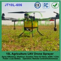 big sprayer for agriculture with 15kg pesticide capacity,remote control pesticide uav