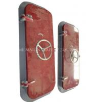 Marine A60 Fire proof and water tight Door with wheel type handle