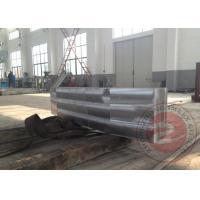 Mning Machine Helical Shaft Forging Alloy Steel 42CrMo4 , OEM Transmission Gear