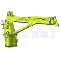 Hydraulic Telescoping Boom Offshore Crane Sales Suppliers Marine ship deck crane