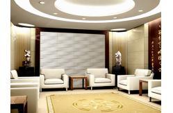 el panel de pared decorativo diseado original de encargo de la pu d del color para la decoracin interior