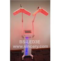 LED phototherapy lamp with two heads Dual panel LED PDT therapy light BS-LED3E