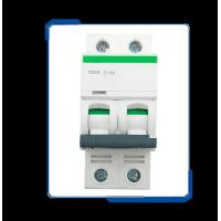 IC65 2 pole 20 amp ac electrical  low voltage magnetic miniature mcb circuit breaker types