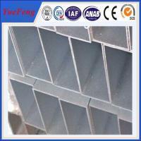 NEW! Factory in China aluminum pipe,aluminum square tubing prices,aluminum pipe dimensions