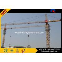 630KN.M  Lifting Moment Building Construction Crane Capacity 5 Ton Loading