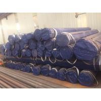 Cold Resistant Alloy Steel Seamless Tubes , Round Steel Pipe DIN 17173 EN Standard