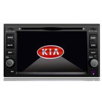 English, Italian, French, Turkish, German, Spanish OSD Languages KIA SPORTAGE DVD Kia-602