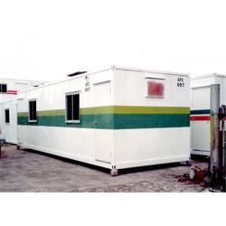 China Accommodation Prefab Steel Framed Houses / construction for Living on sale