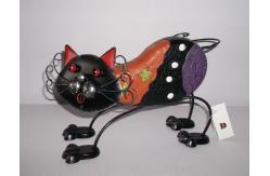 lindo gato estatuas de animales de jardn de nios jugando juguetes con diseo exquisito