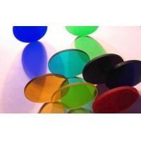 Dichroic Optical Filter Glass Longpass / Shortpass LED Projects Application