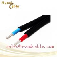 Twin-core Photovoltaic Solar Cable PV1-F 1.5mm2 2.5mm2 4mm2 6mm2