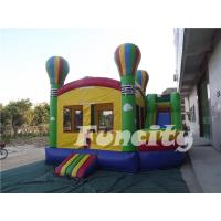 Inflatable Combo Bouncer Castle ,Inflatable Jumping Bouncer for Fun Games