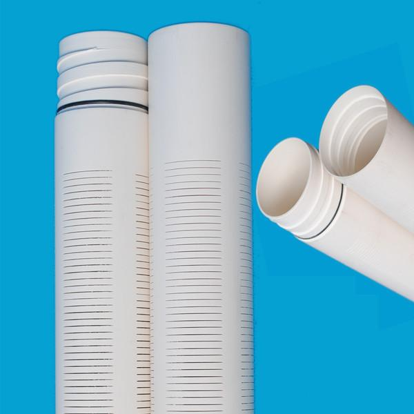 Manufacture High Pressure Colored Water Slot Filter Pvc