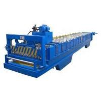 Automatic Cr12 Roll Shutter Door Forming Machine with High Productivity for stainless steel sheet