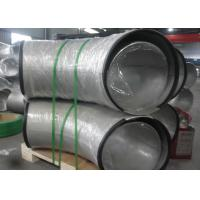 Light Weight  304 Stainless Steel Weld Fittings High Temperature Resistant