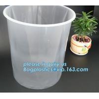 Plastic rigid round bottom drum liner, antistatic rigid pail liners, Rigid Pail liners/5 gallon bucket liner, Barrel Lin