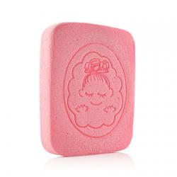 China Animals Shape Natural Cellulose Bethe Cleaning Foam , Compressed PVA Baby Bath Sponges on sale