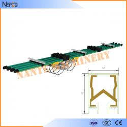 Crane Conductor Rail System Crane Conductor Rail System