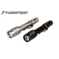 China Fake Currency Detector Black Light Led Flashlight Using 18650 Battery  on sale