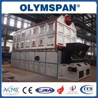 15T/h 1.25Mpa SZL10-1.25-M series Biomass-fuel Steam/Hot-Water Boiler