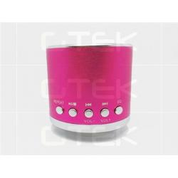China Mobile Phone Metal Portable Digital Speaker With Lithium Battery on sale