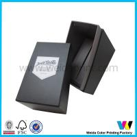 Paper gift box in chipboard paper packaging boxes for watch  or  belt