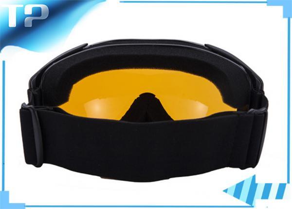 black snowboard goggles  polarized snowboard