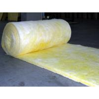 Glass wool blanket for heat insulation
